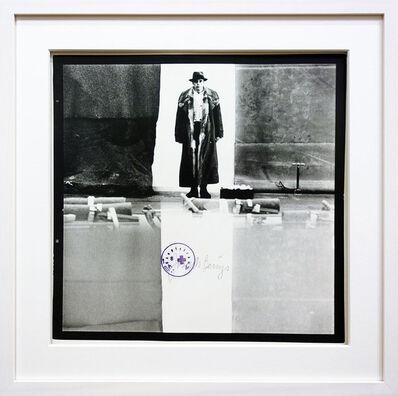 Joseph Beuys, 'Art Scene Düsseldorf', 1971