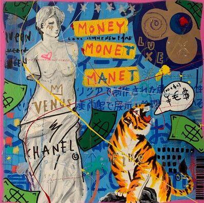 Jisbar, 'Tiger Venus', 2019