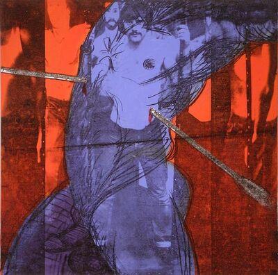Andy Fabo, 'St Sebastian', 2000