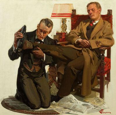 Elbert McGran Jackson, 'A Tired Gentleman'