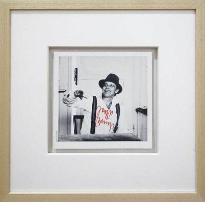 Joseph Beuys, 'Kunst in der Sparkasse', 1984