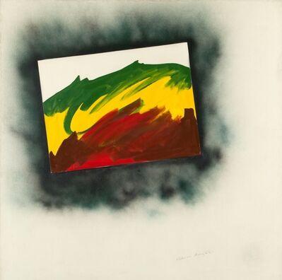 Franco Angeli, 'Untitled (Landscape)', mid-seventies