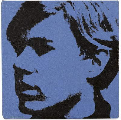 Andy Warhol, 'Self Portrait', 1967