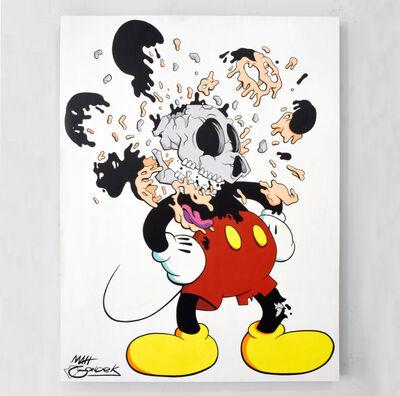 "GONDEKDRAWS ""Matt Gondek"", 'Deconstructed  Mouse Original', 2018"