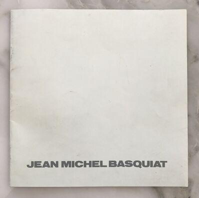 Jean-Michel Basquiat, 'Jean Michel Basquiat', 1982
