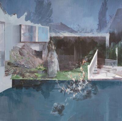 Fu Site 傅斯特, 'Backyard 後院', 2017