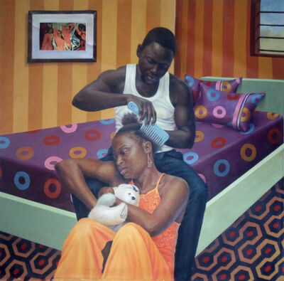 Oluwole Omofemi, 'Sunday Evening', 2020