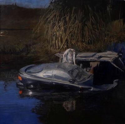 Phil Hale, 'Enemy 3', 2017
