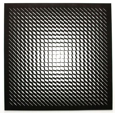 Yvaral, 'Variation Sur Le Carre', 1959