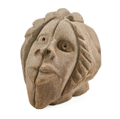 Lonnie Holley, 'Untitled (Face)'