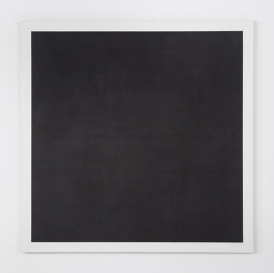 Ellsworth Kelly, 'Black Square', 1953