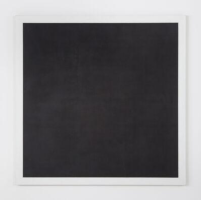 Ellsworth Kelly, 'Black Square', 1953