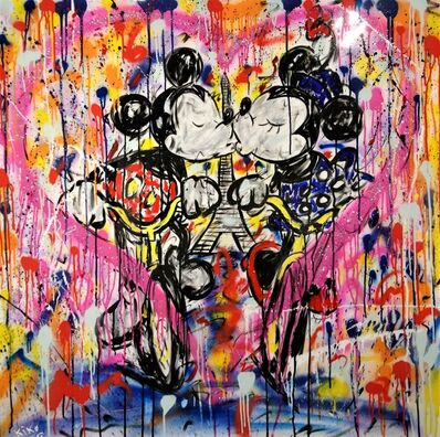 Kiko, 'Paris Love', 2018