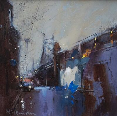 Peter Wileman, 'The Queensborough Bridge I, New York', 2018