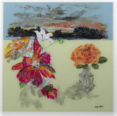 Gail Norfleet, 'Sunset on Tano Road', 2019