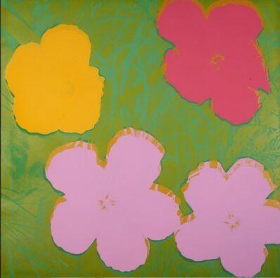 Andy Warhol, 'FLOWERS FS II.68', 1970