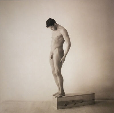 David Halliday, 'Male Nude Vertical ', 1997