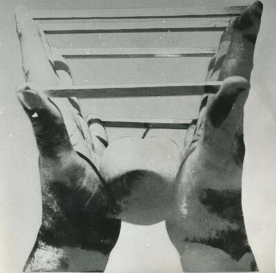 Pavel Ilie, 'Hands', ca. 1975