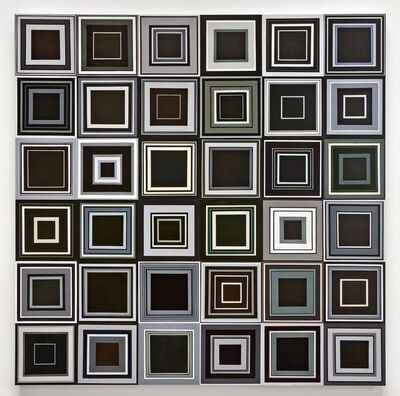 Yong Sin, 'Square No. 498', 2012