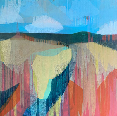 Katherine Sandoz, 'tidal creek no. 1', 2020