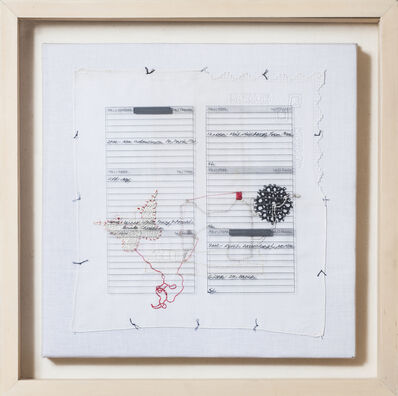 Paula Sengupta, 'The Kerchief Garden Series', 2016