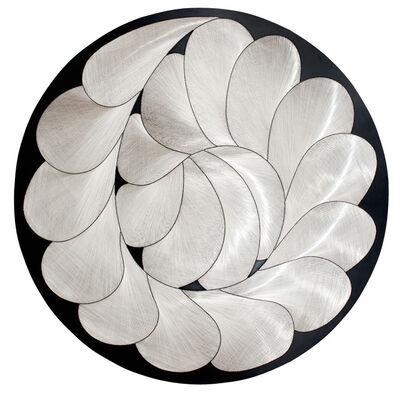 Gulay Semercioglu, 'Silver Circle', 2013