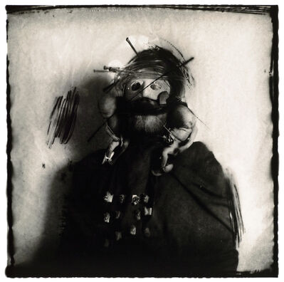 Joel-Peter Witkin, 'The Test of Christ (cicaidas)', 1980