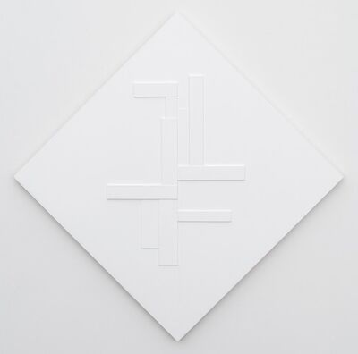 Agnes Barley, 'Untitled Relief 4', 2018