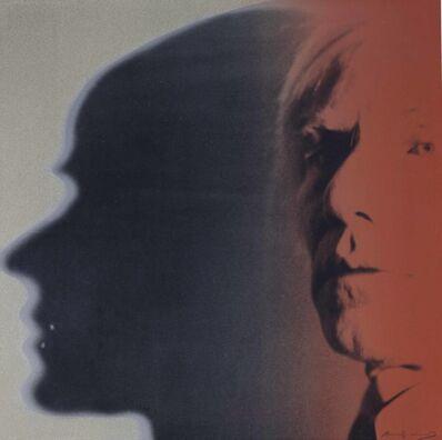 Andy Warhol, 'Shadow, from Myths', 1981
