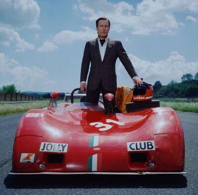 Slim Aarons, 'My Toy Jolly Club Firestone International', 1982