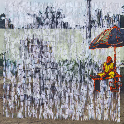 Joana Choumali, 'Ca Va Aller 15', 2017