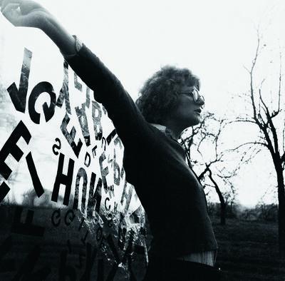 Josef Bauer, 'Folientext', 1969