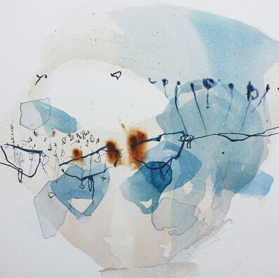 Ana Zanic, 'Voyage W-2017-1-2', 2017