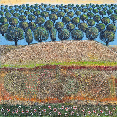 Nabil Anani, 'Olive Groves #5', 2020