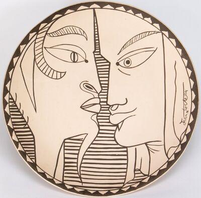 Jean Cocteau, 'Indes', 1958