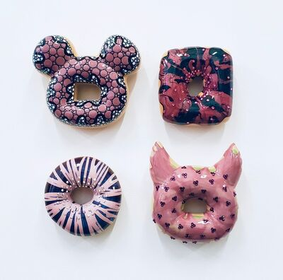 Jae Yong Kim, 'Donut Rush SS3', 2019