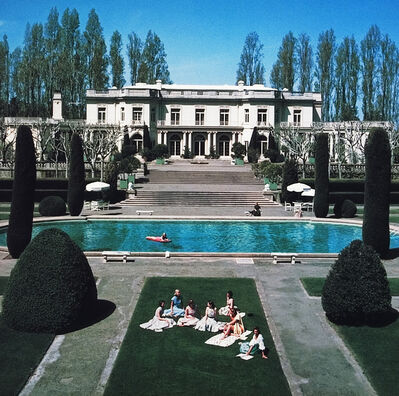Slim Aarons, 'USA Trianon', 1960