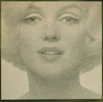 Bert Stern, '2 Gold Marilyn Monroes', c.1973