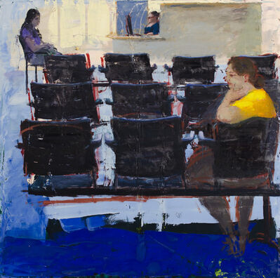 Tirtzah Bassel, 'Waiting Room', 2013
