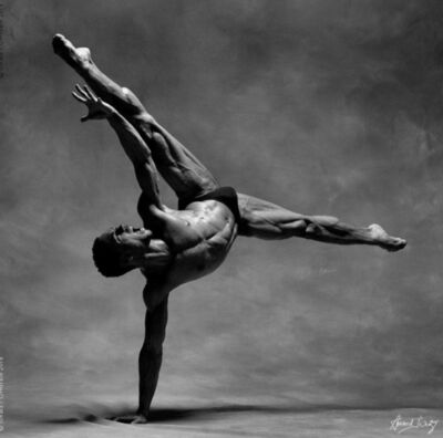 Howard Schatz, 'Dance Study 1211:  Richard Witter', 1997-2020