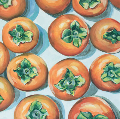 Rachael Nerney, 'Persimmons + Coppa', 2019