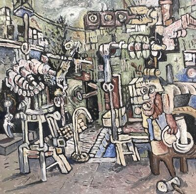 David Elliott, 'Brother's Workshop'