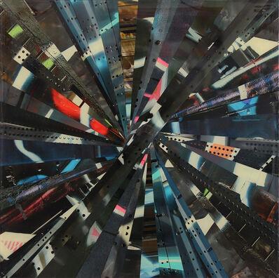 Nicola Katsikis, 'Warp Speed Black', 2016