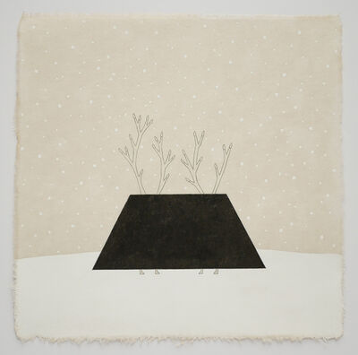 Jung Eun Park, 'Warm Snow', 2021