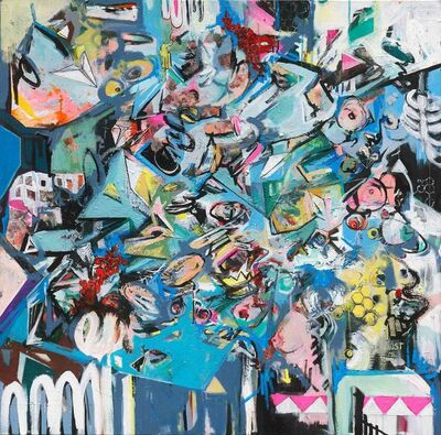 Antoinette Wysocki, 'Ghost Me ', 2017