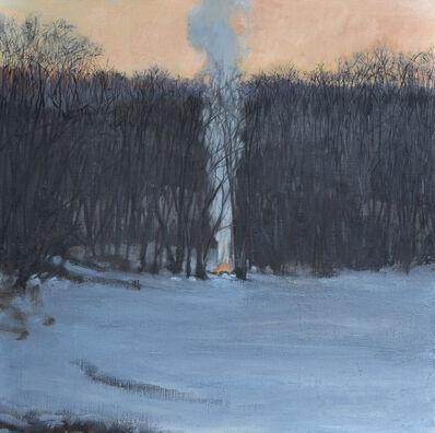 Michael Allen, 'Burning at Dusk', 2018