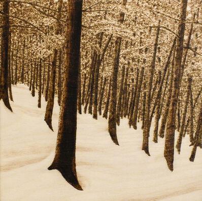 Paul Chojnowski, 'Snow on the Mountainside', 2019