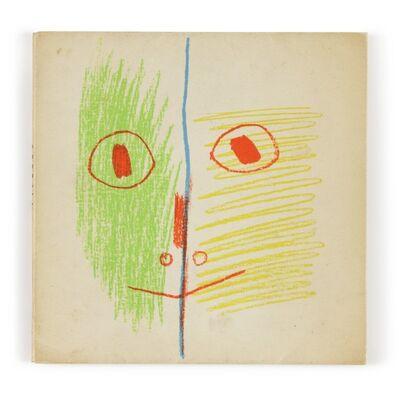 Pablo Picasso, 'Painture book', 1957