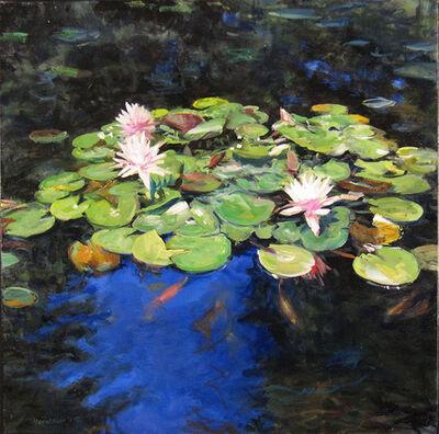 Onelio Marrero, 'Koi Pond III', ca. 2010