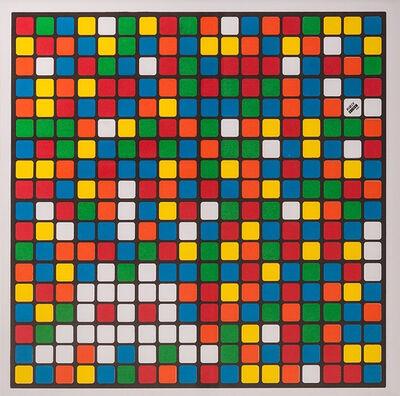 Invader, 'Albino', 2006